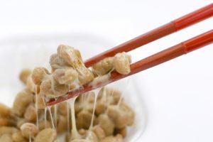 納豆のついた食器をすぐに洗うとダメな理由