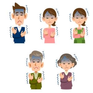 冷え性の原因と症状、対策のまとめ